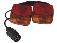 Beleuchtung mit 7-poligem Stecker