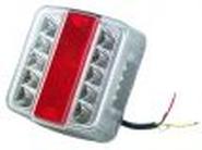 LED Vierfunktions-Anhängerrücklicht links