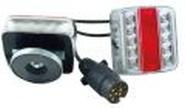 LED Vierfunktions-Anhängerrücklicht Set