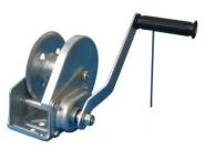 Handwinde mit (Lastdruck-) Bremse ohne Seil