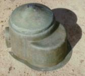 GFK-Systemkessel 2-Rohr, mit Deckel