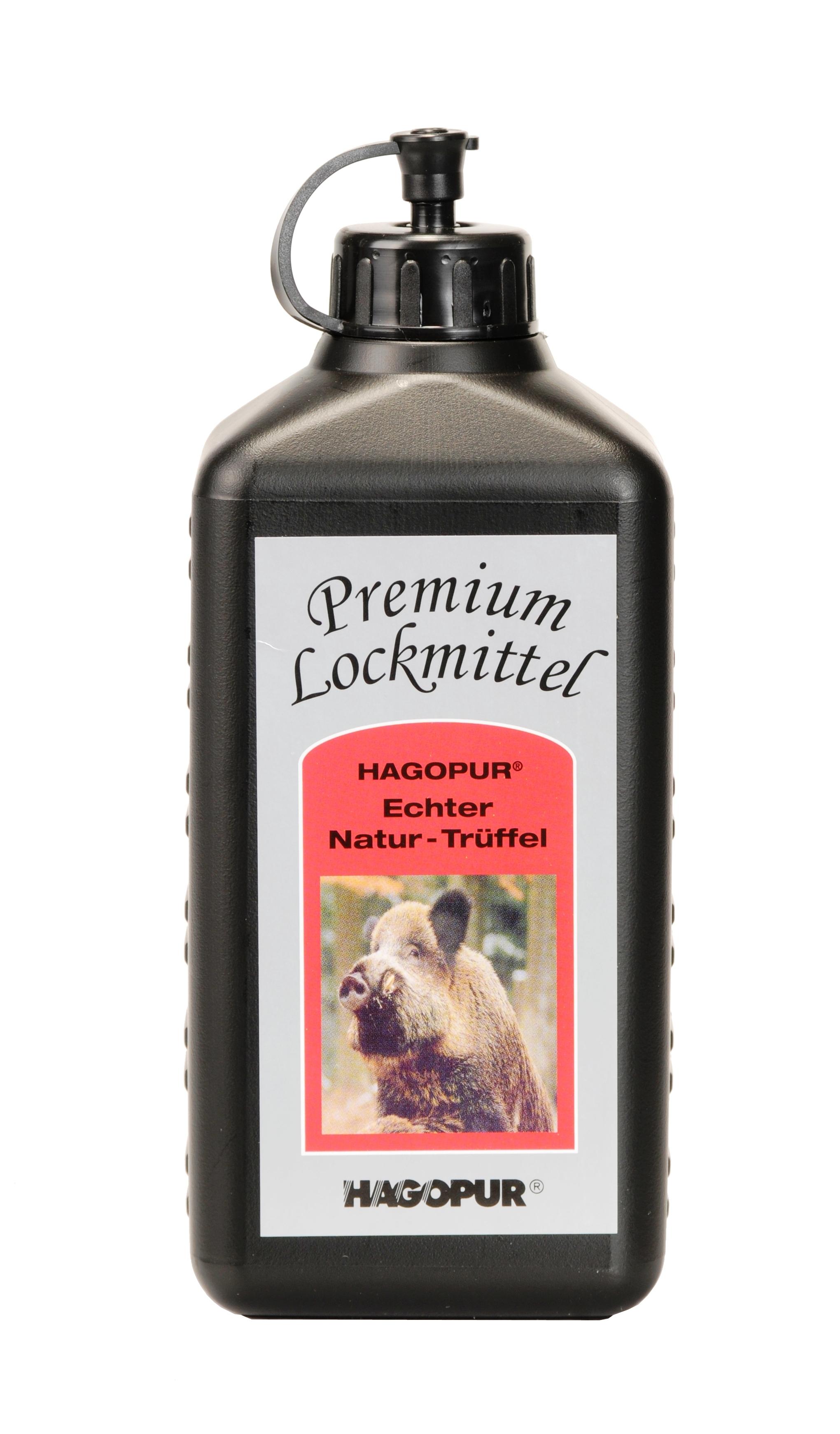 Hagopur Premium Lockmittel Echter Natur Trüffel