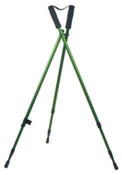 Zielstock dreibeinig  Teleskop ( Alu)