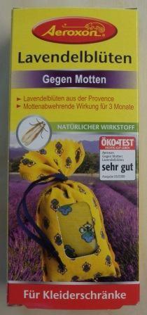 Lavendelblütenbeutel 3 Stück