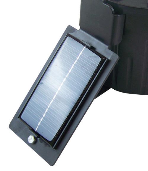 Solarpanel Ladegerät