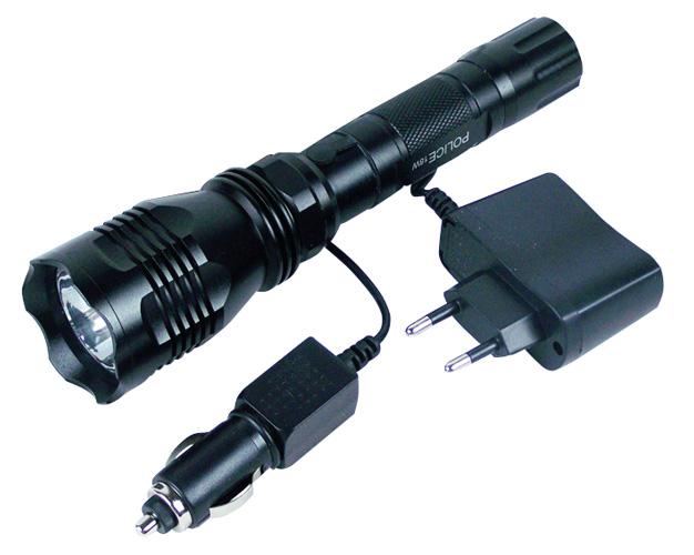 taschenlampe mit akku